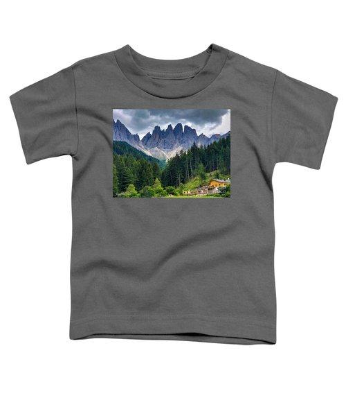 Dolomite Drama Toddler T-Shirt