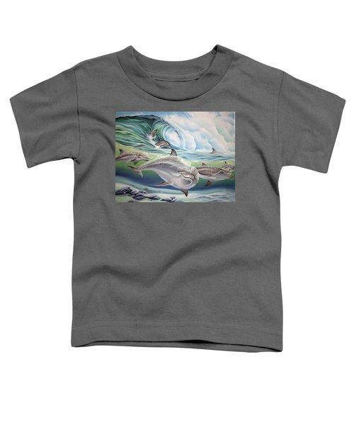 Dolphin 2 Toddler T-Shirt
