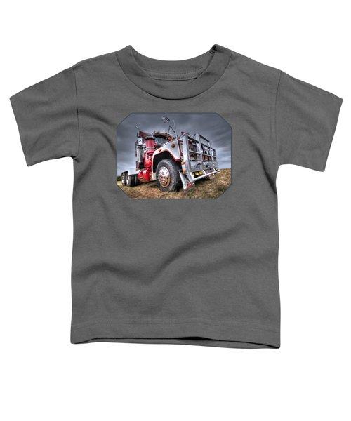 Done Hauling Toddler T-Shirt