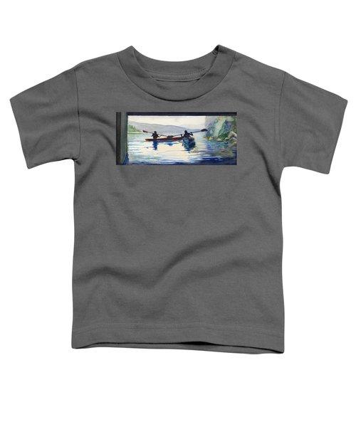 Donner Lake Kayaks Toddler T-Shirt