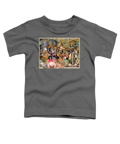 Don't Ask, Don't Tell Toddler T-Shirt