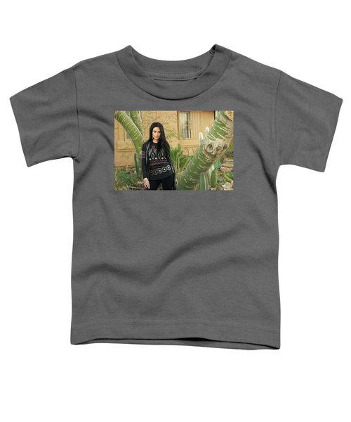 Don't Be Mean To Ileen Toddler T-Shirt
