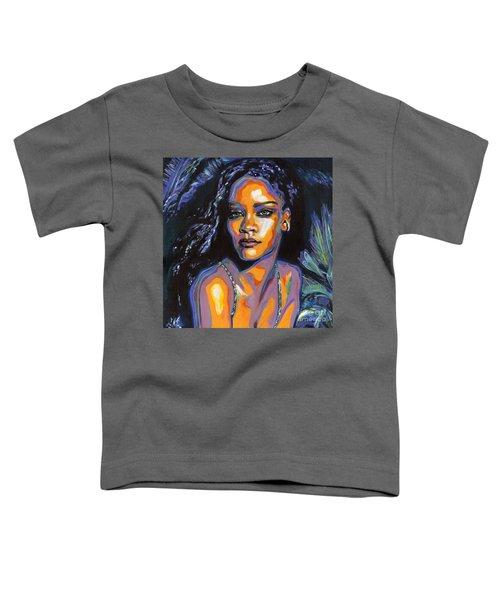 Rihanna Toddler T-Shirt