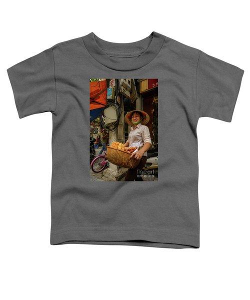 Donut Seller Toddler T-Shirt