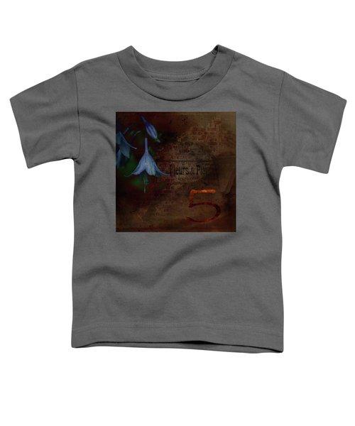 Door 5 Toddler T-Shirt