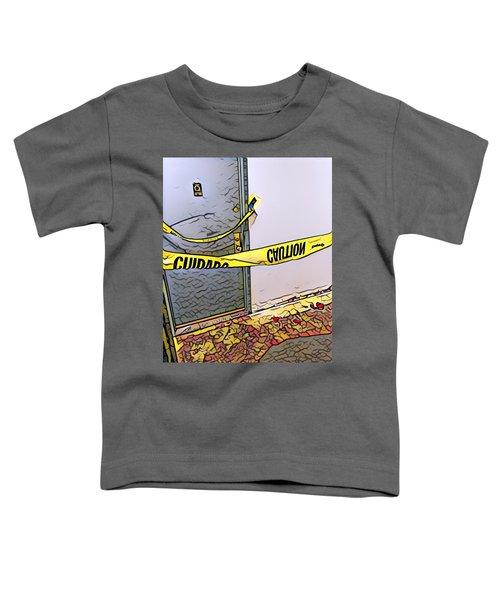 Door Of Perception Toddler T-Shirt