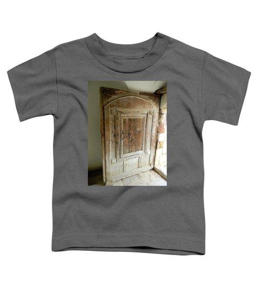 Door To Feudal Times Toddler T-Shirt