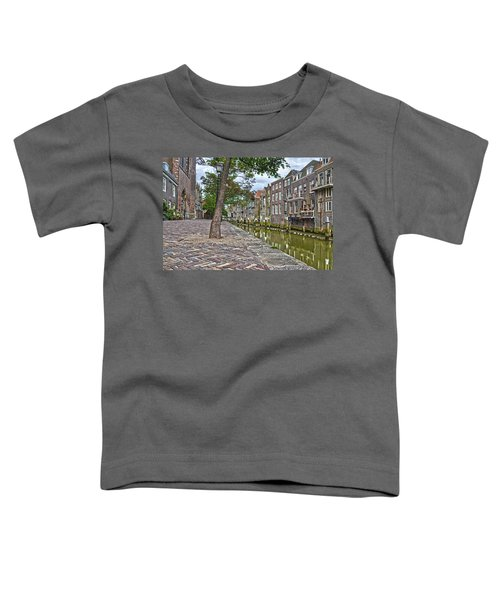 Dordrecht Behind The Church Toddler T-Shirt