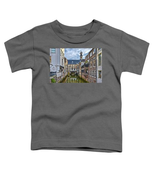 Dordrecht Town Hall Toddler T-Shirt