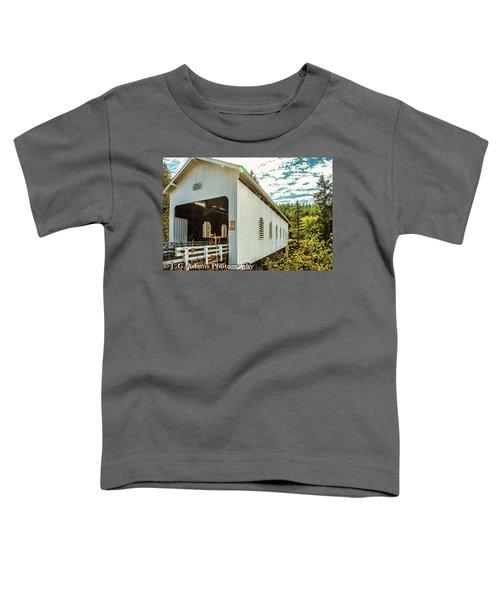 Dorena Covered Bridge Toddler T-Shirt