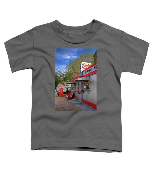 Dot's Diner In Bisbee Toddler T-Shirt