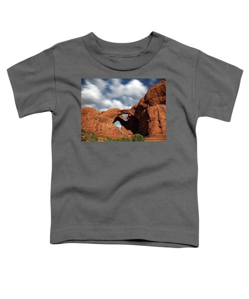 Double Arch In The Moonlight Toddler T-Shirt