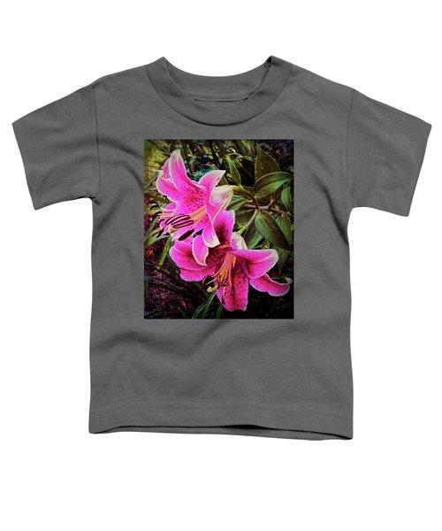 Double Beauty Toddler T-Shirt