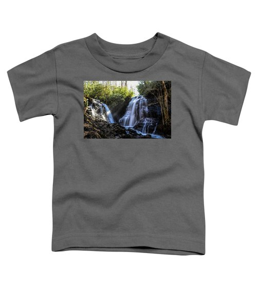Double Falls Toddler T-Shirt