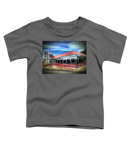 Double T Diner Toddler T-Shirt