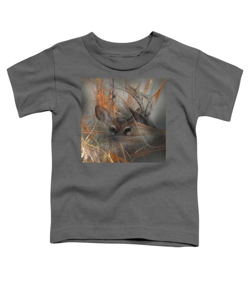 Double Vision - Look Close Toddler T-Shirt