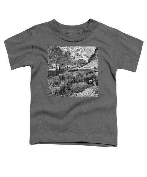 Dovedale, Peak District Uk Toddler T-Shirt