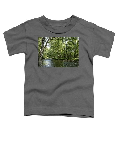 Down Beside Where The Waters Flow Toddler T-Shirt