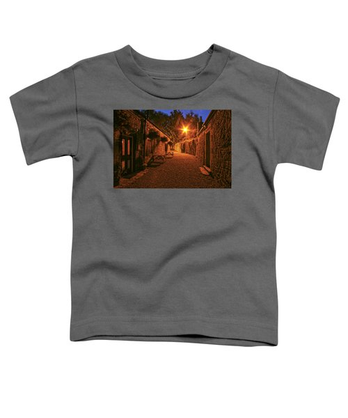 Down The Alley Toddler T-Shirt