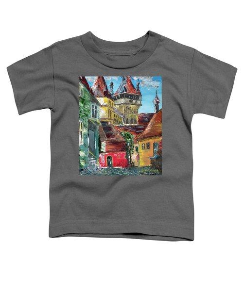 Down The Street Toddler T-Shirt