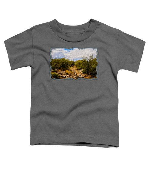 Down The Wash Op23 Toddler T-Shirt