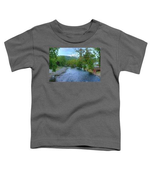 Downstream Toddler T-Shirt