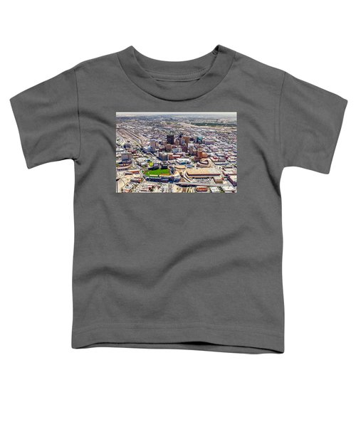 Downtown El Paso Toddler T-Shirt