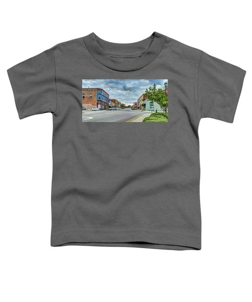 Downtown Hamlet Toddler T-Shirt