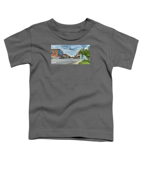 Downtown Hamlet Toddler T-Shirt