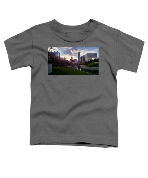 Downtown Omaha Toddler T-Shirt