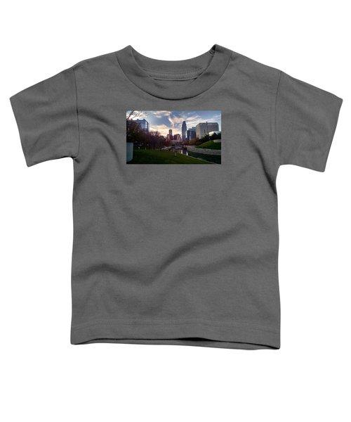 Downtown Omaha Toddler T-Shirt