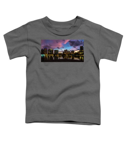 Downtown Orlando Toddler T-Shirt