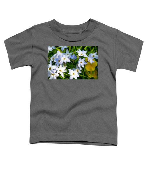 Downtown Wildflowers Toddler T-Shirt