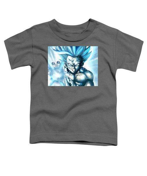 Dragon Ball Z Father Son Kamahamaha Toddler T-Shirt