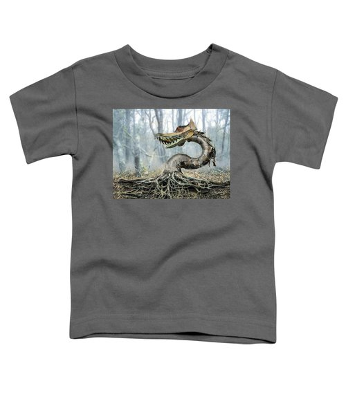Dragon Root Toddler T-Shirt