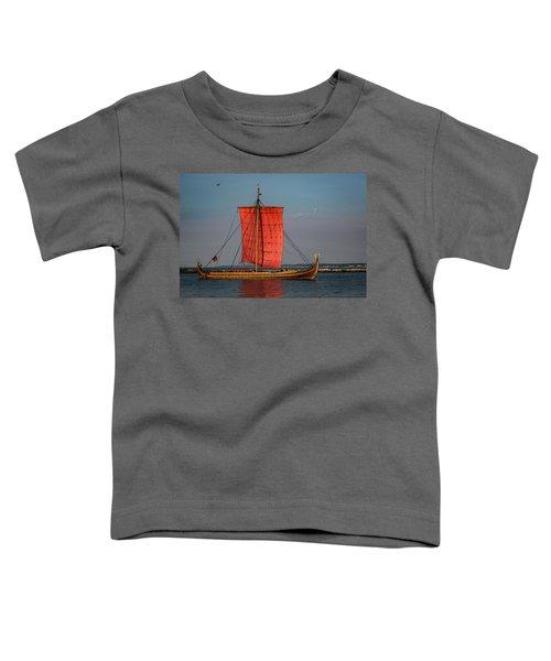 Draken Harald Harfagre Toddler T-Shirt