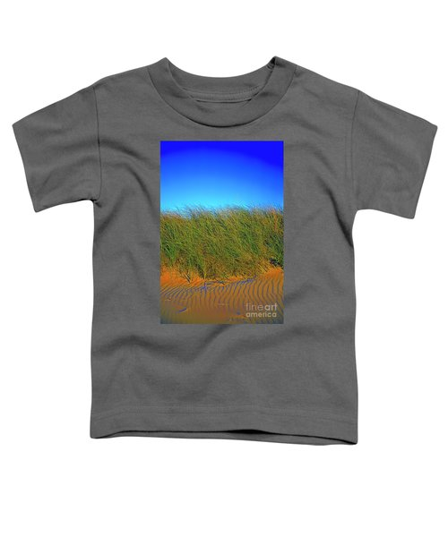 Drake's Island Beach Toddler T-Shirt