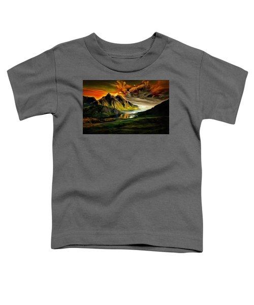 Dramatic Skies Toddler T-Shirt