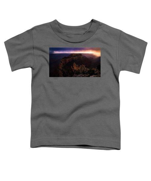 Dramatic Throne Toddler T-Shirt