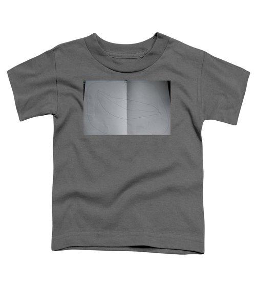 Drawing Toddler T-Shirt