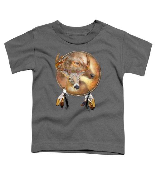 Dream Catcher - Autumn Deer Toddler T-Shirt