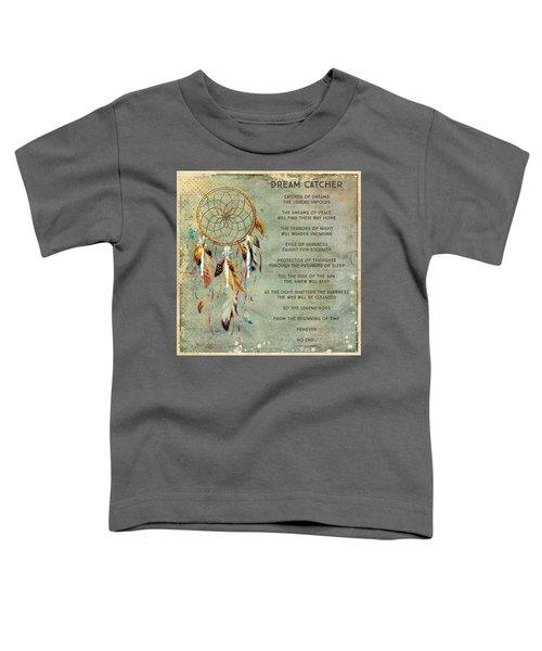 Dream Catcher Toddler T-Shirt