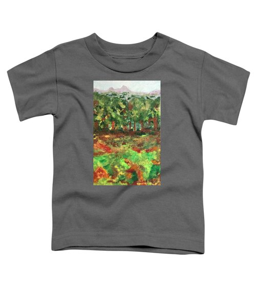 Dream In Green Toddler T-Shirt