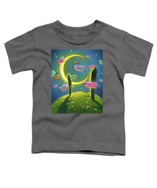 Dreamland II Toddler T-Shirt