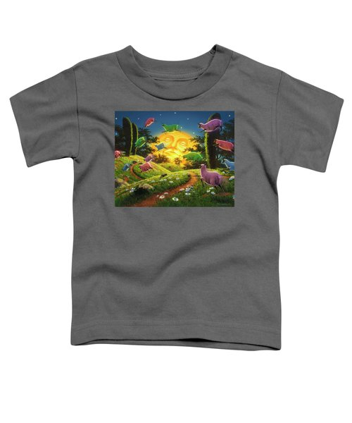 Dreamland IIi Toddler T-Shirt