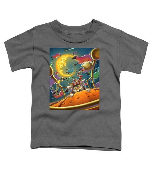 Dreamland Iv Toddler T-Shirt