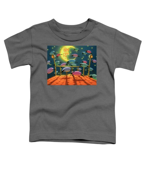 Dreamland Toddler T-Shirt