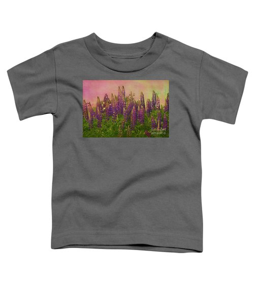 Dreamy Lupin Toddler T-Shirt