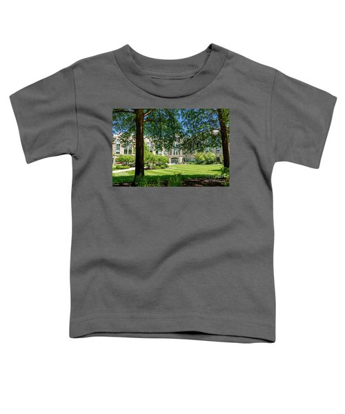 Driscoll Hall Toddler T-Shirt