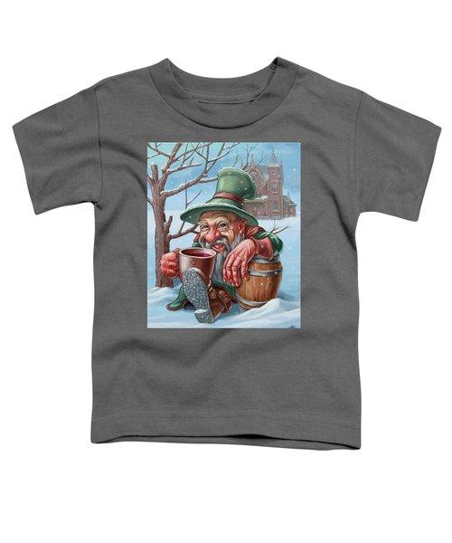 Drunkard Toddler T-Shirt